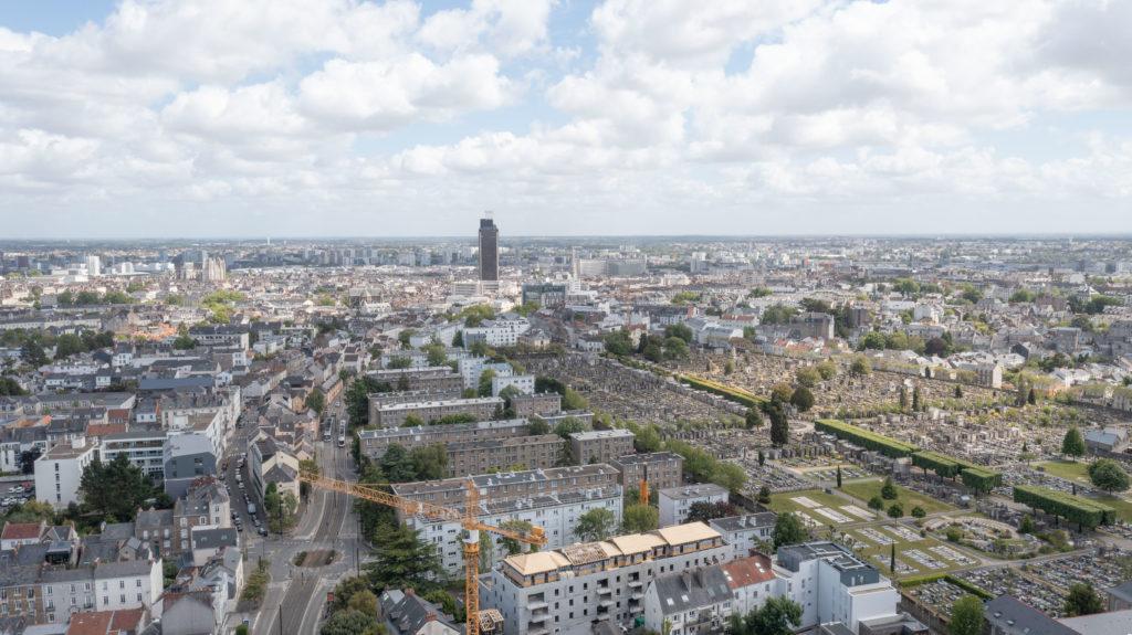 Nantes Démarrage des travaux